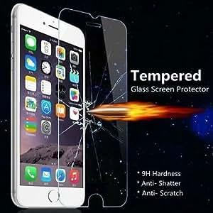 APPLE iPHONE 5/5S/5C premium-Protector de pantalla de cristal de diamante de cristal de alta calidad, transparente - ultra-delgado, de sólo 0,3 mm - 9H-dureza - resistente a los arañazos, resistente a los golpes y protección contra las huellas dactilares - 100%