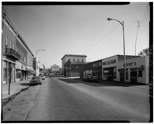 Photo: O. D. Porter Building,227 East Main Street,Bowling Green,Warren County,KY (Green Furniture Ky Bowling)