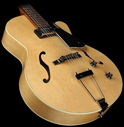 Godin 5th Avenue, compositor GT Archtop guitarra eléctrica cuerpo ...