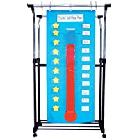 Carson Dellosa Thermometer/Goal Gauge Pocket Chart (158025)