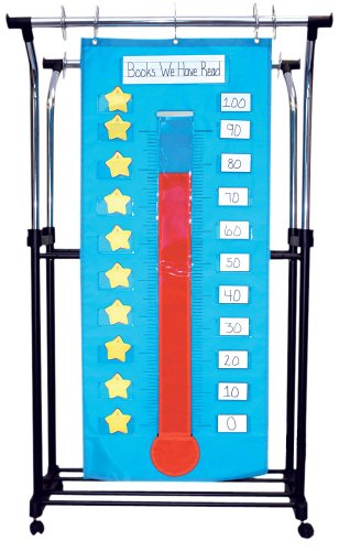 Goal Chart Thermometer (Carson Dellosa Thermometer/Goal Gauge Pocket Chart (158025))