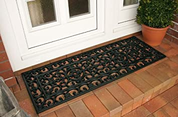 Super Amazon.de: The Rug House Teppich Robust strapazierfähig Outdoor  QO74