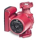 Grundfos UPS15-58FRC 3-Speed Circulator Pump w/ IFC, 1/25HP, 115V (59896343)