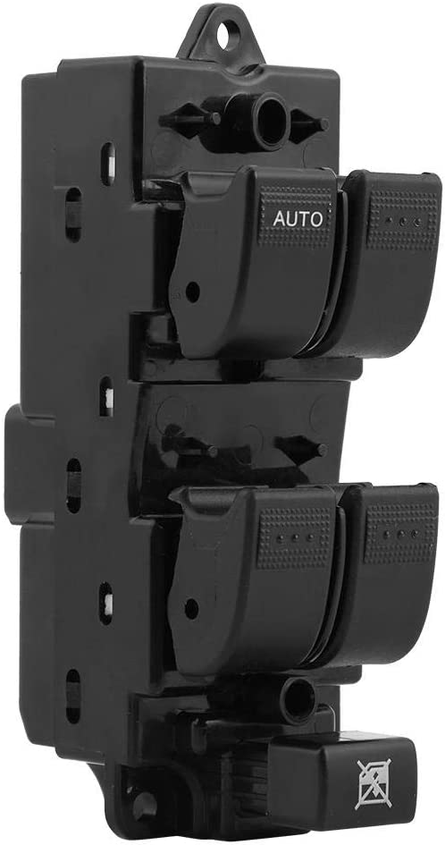 Cuque 2M3414505DA41 Power Window Switch Car Front Left Driver Side Electric Power Master Window Control Switch for Ranger 2002-2006