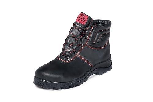 Zapatos de Seguridad para Hombre I Zapatillas de Trabajo Industrial y Deportiva I con Puntera de