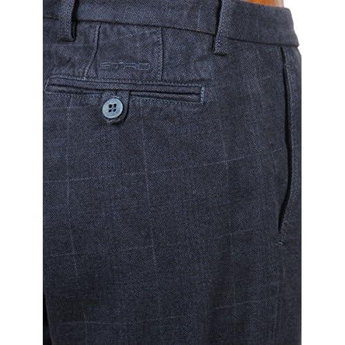 ade721066033 Etro Homme 168759702201 Bleu Coton Pantalon 60%OFF - www.letaillevent.re