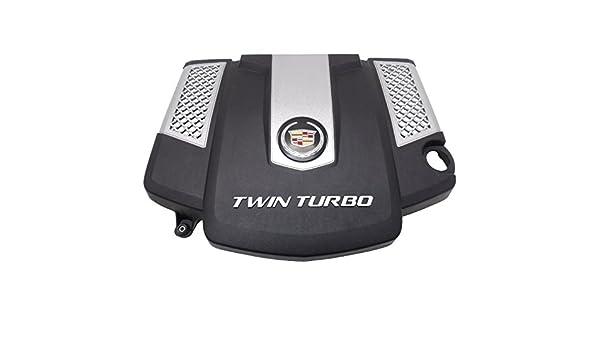 Amazon.com: 12648888 Intake Manifold/Engine Cover OEM 2014-15 Cadillac CTS Vsport 3.6L Turbo: Automotive