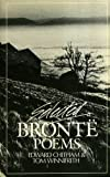 Selected Bronte Poems, Edward Chitham, Tom Winnifrith, 0631145656