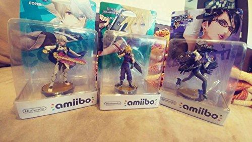 Nintendo Amiibo   Cloud  Ssb   Nintendo Amiibo  Bayonetta  Ssb   Nintendo Amiibo   Corrin  Ssb