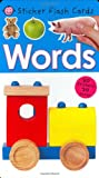 Sticker Flash Cards Words, Roger Priddy, 0312498268