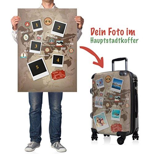 Hauptstadtkoffer World Polaroid Braun Mx7xue58
