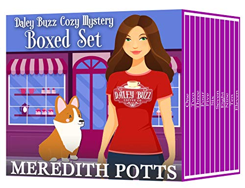 Daley Buzz Cozy Mystery Boxed