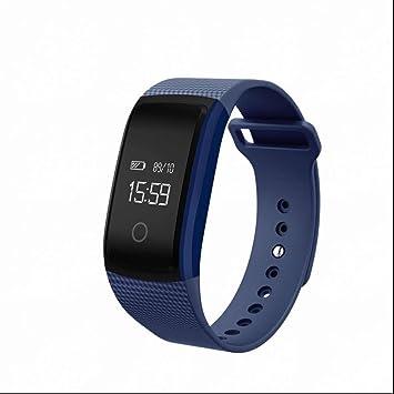 Fitness Tracker Smart band Bracelet Connecté de podomètre avec sommeil,Bracelet dactivité et