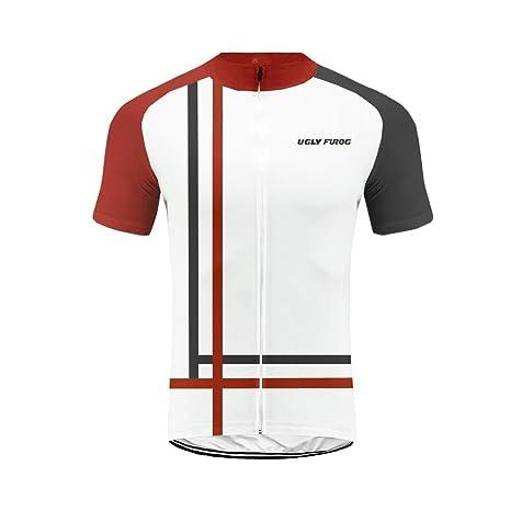 260b9390aab2 Uglyfrog Stagione Estiva Uomo Sport e Tempo Libero Abbigliamento Ciclismo  Magliette Manica Corta MTB Abbigliamento rulli