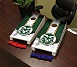 Victory Tailgate Colorado State University Rams Desktop Mini Cornhole Game Set