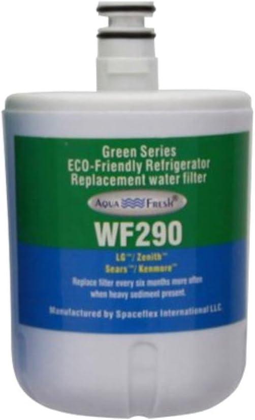 Aqua Fresh LT500P / WF290 Replacement Water Filter for LG LSC27921ST Refrigerator Model AquaFresh