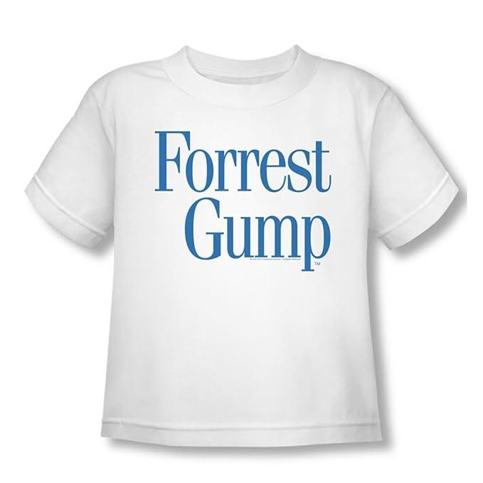 Forrest Gump - Camiseta de manga corta - Camiseta gráfica - Manga corta - opaco - para niño: Amazon.es: Ropa y accesorios