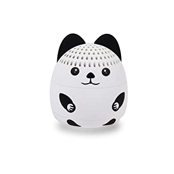 Small Size but Great Sound Quality,Photo Selfie Button /& Answer Phone Calls,BTS0011A momoho Mini Bluetooth Speaker Pink Tiger