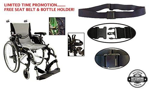 S/a Footrests (Karman S-Ergo305Q16SS - 16