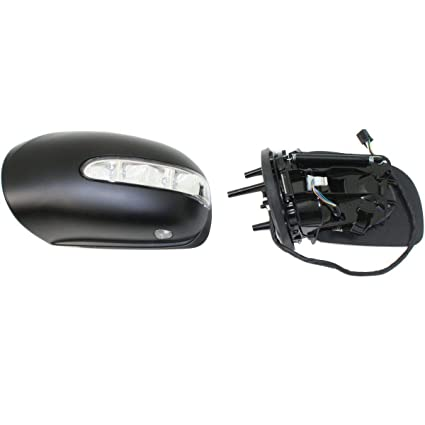 Power Folding Heated Side View Mirror w// Turn Signal Driver Left LH for Mercedes