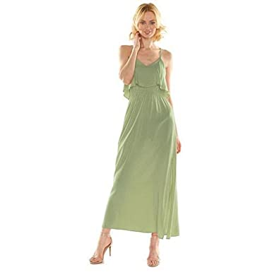 51b48814216 LC Lauren Conrad Popover Maxi Dress at Amazon Women s Clothing store