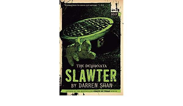 The Demonata: Slawter: Amazon.es: Darren Shan: Libros en idiomas ...