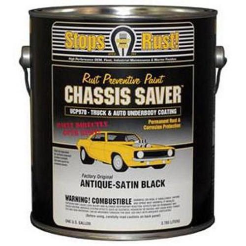 Magnet Paint Co Satin Black Chassis Saver Gloss
