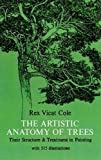 img - for The Artistic Anatomy of Trees (Dover Art Instruction) book / textbook / text book