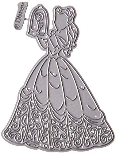Character World Enchanted Belle Disney Beauty and The Beast Die and Face Stamp Set