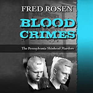 Blood Crimes Audiobook