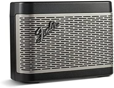 Fender Newport Battery Powered Portable Bluetooth Speaker – Black