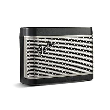 Amazon.com  Fender Newport Battery Powered Portable Bluetooth ... 230dc268da7d8