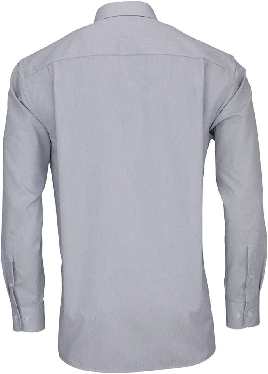 OLYMP Herren Hemd Comfort Fit Langarm