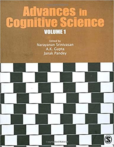 Book Advances in Cognitive Science: 1