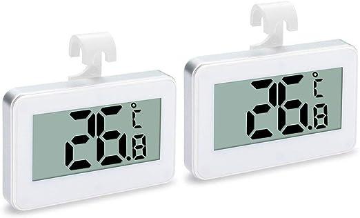 2 Unidades de Termometro Frigorifico, Termometro Nevera,Termómetro ...