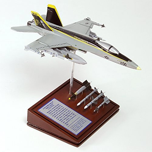 Mastercraft Collection Planes and Weapons Series Boeing F-18E SUPER HORNET USN US (F A 18e Super Hornet)