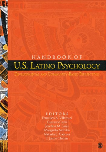 Handbook of U.S. Latino Psychology: Developmental and Community-Based Perspectives