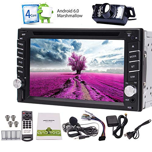 EINCAR 6.2 Inch Double Din Car Stereo System: Amazon.co.uk: Electronics