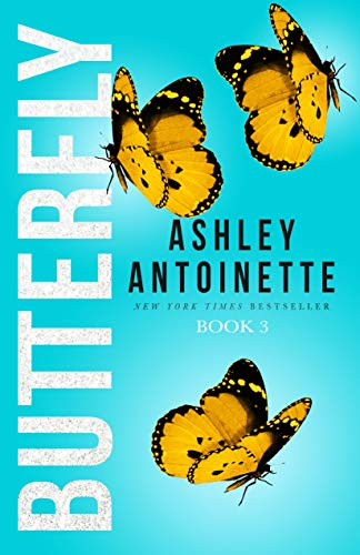 Book Cover: Butterfly 3