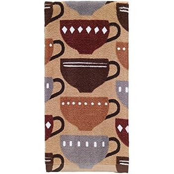 T-Fal Textiles 100% Cotton Fiber Reactive Printed Kitchen Dish Towel, 19