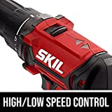SKIL 20V 1/2 Inch Cordless Drill Driver
