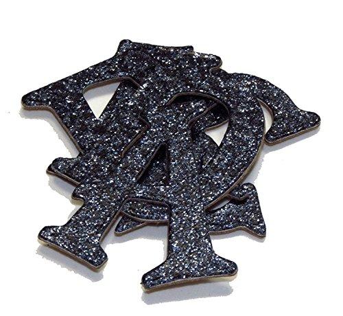 - Black Metallic Glitter HandCut 1.5