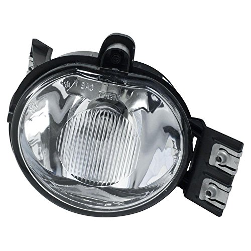 CarPartsDepot 02-07 DODGE RAM PICKUP 1500 2500 3500 PASSENGER SIDE FOG LIGHT DRIVING LAMP R/H (Dodge 2500 Driving Lights compare prices)