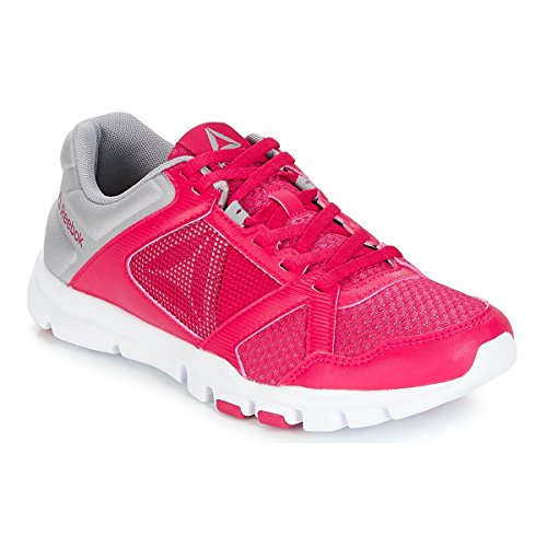 de White Rugged Reebok Yourflex 10 Rose MT Tin Trainette Grey para Deporte Mujer Multicolor 000 Zapatillas CCXwv6q