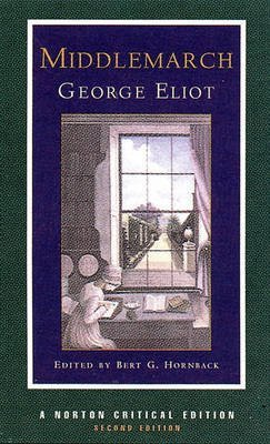 [Middlemarch] (By: George Eliot) [published: January, 2000]