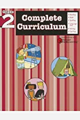 Complete Curriculum: Grade 2 (Flash Kids Harcourt Family Learning) Paperback