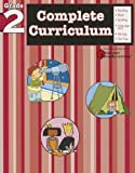 Complete Curriculum: Grade 2 (Flash Kids Harcourt Family Learning), SparkNotes Staff and Flash Kids Editors, 1411498836