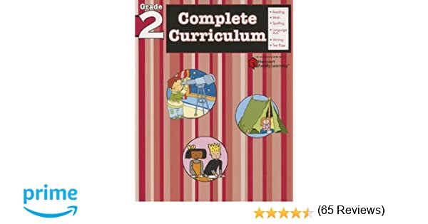 Complete Curriculum: Grade 2 (Flash Kids Harcourt Family Learning ...