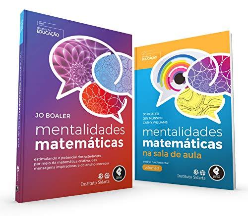 Kit Mentalidades Matemáticas Jo Boaler