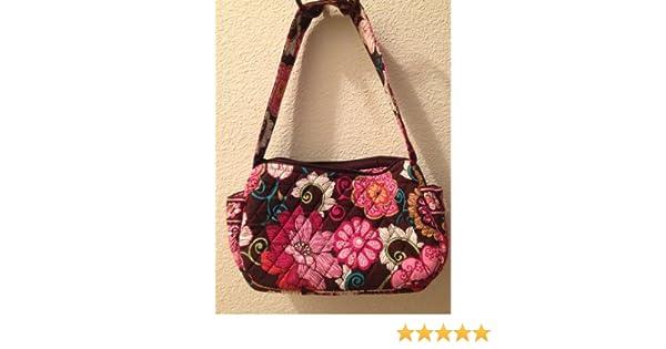 Vera Bradley Bag- Maggie in Mod Floral Pink  Handbags  Amazon.com 3f5dc12ce531c